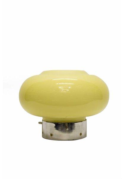 Vloerlamp, Italiaans Design, Paddestoel