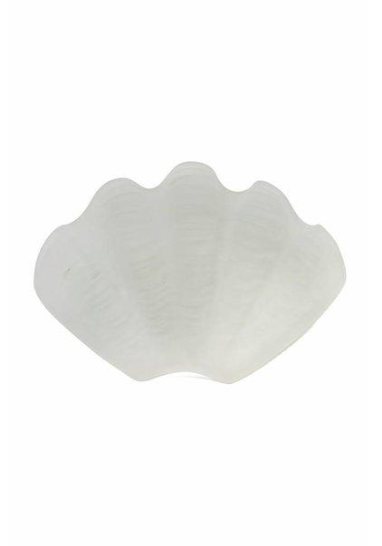 Art Deco Glass Shell
