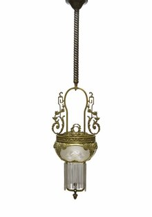 Classic Pendant Lamp, Old Gas Lamp, Very Stylish