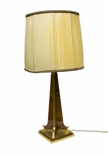 Table lamp, Large Table lamp of Fabric