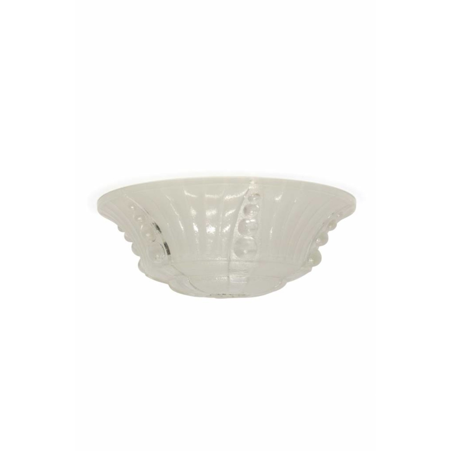 Picture of: Art Deco Lampshade Of Processed Glass Lamplord Lamplord Vintage Lighting