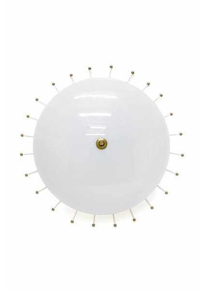 Plafondlamp: 'Zonnig'