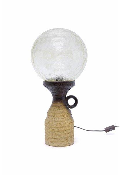 Tafellamp, Doria Leuchten Glas