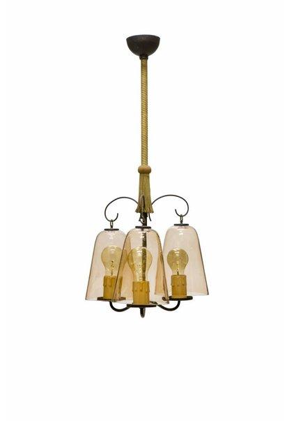 Vintage Hanglamp, Jaren 50