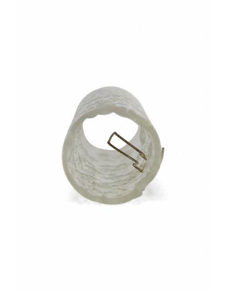 Glazen Cilinder, Frostglas