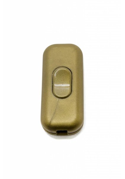 Inline Switch, Gold Colour