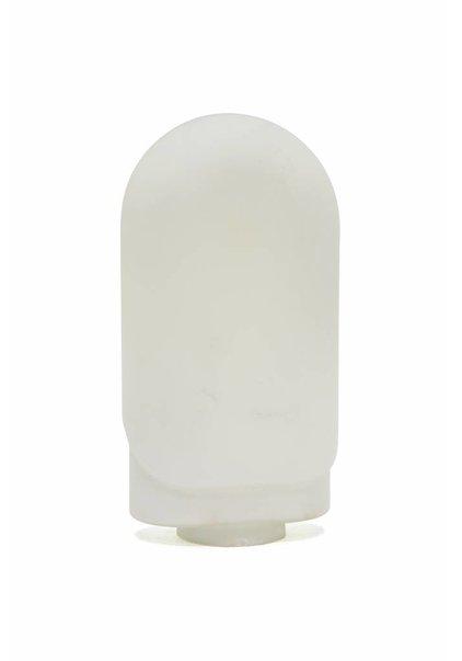 Lampenkap, Wit Glas