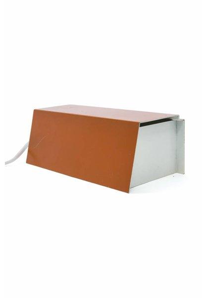 Retro Bedside Lamp Orange