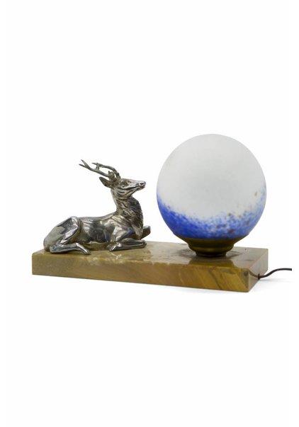 Jaren 30 Lamp, Hertje
