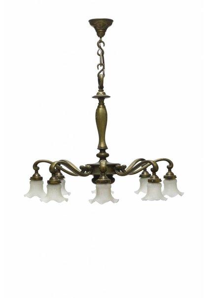 Grote Hanglamp, Brons