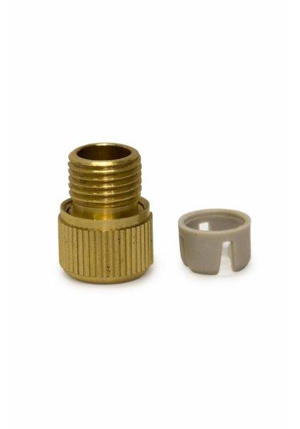 Cord Strain Relief, M10x1, Brass