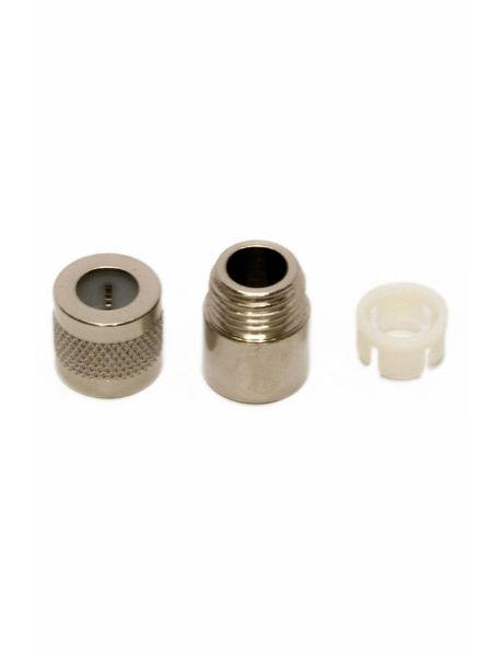 Cord Grip, Silver Colour (Nickel), M10 thread