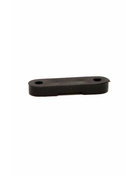 Cord Grip, black, flat model