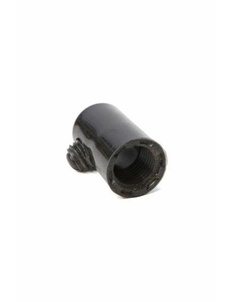 Cord Grip, black, internal wire M10x1, material: plastic
