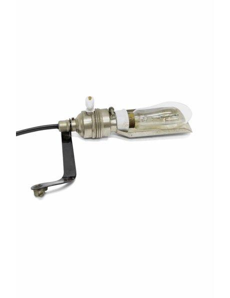 Industriële verlichting, naaimachine lampje, ca. 1930