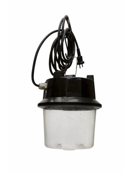 kunststof jaren 50/60 hanglamp
