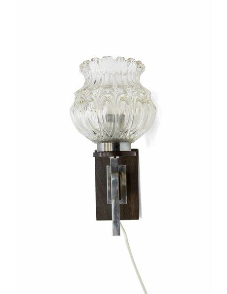 Retro wall lamp, 1950s