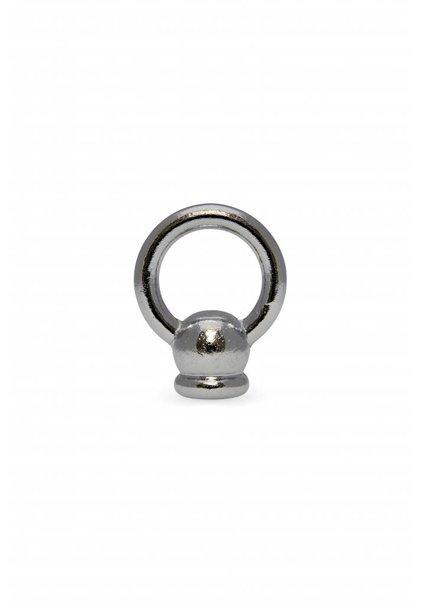 Nikkelen Ophangoog 3.0 cm