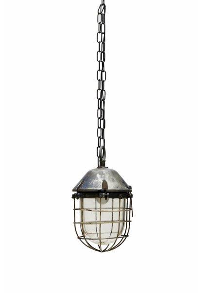 Industrial Pendant Lamp, Cage Model