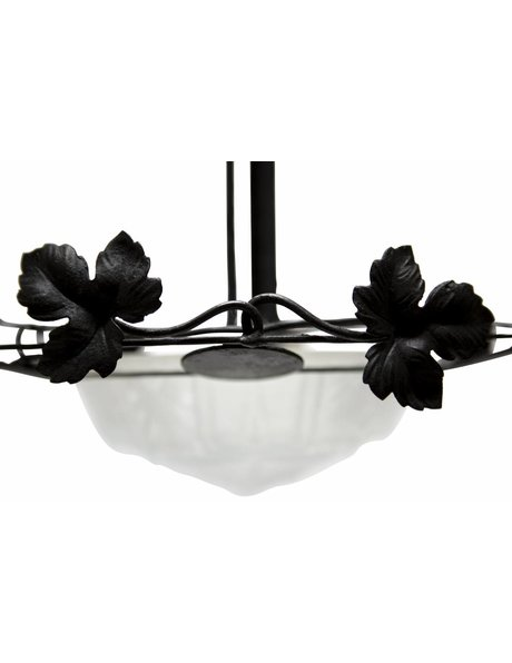 Art-Deco hanglamp, Jaren 30