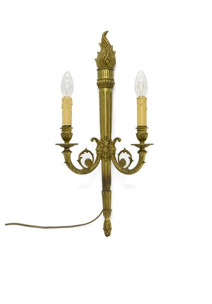 Klassieke Wandlamp, Toorts, ca. 1930
