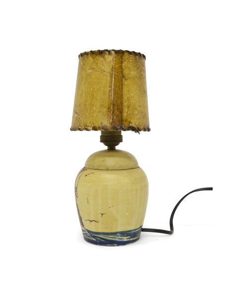 "Tafellamp ""Zeilschip"", ca. 1960"