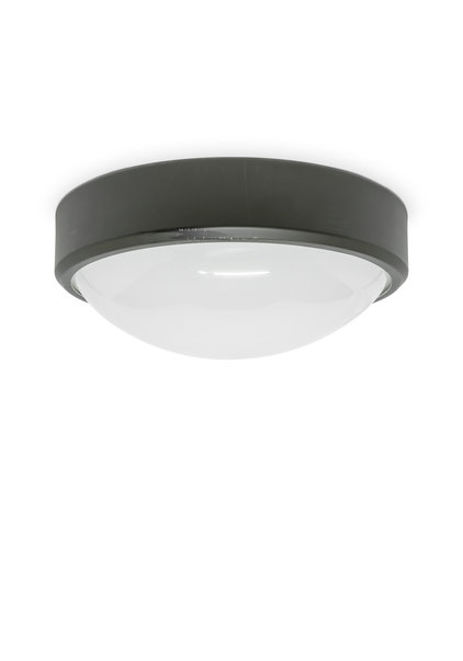 Ceiling lamp, Brown and White, 1960s
