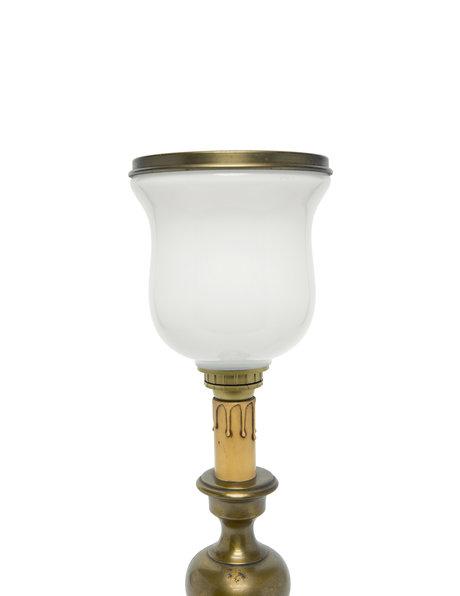 Brocante tafellamp ca. 1970
