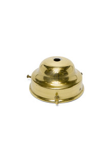 Glass Holder, Gold Colour, Grip: 8.0 cm / 3.15 inch)