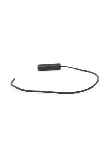Pull Rope for Wall Switch, Black