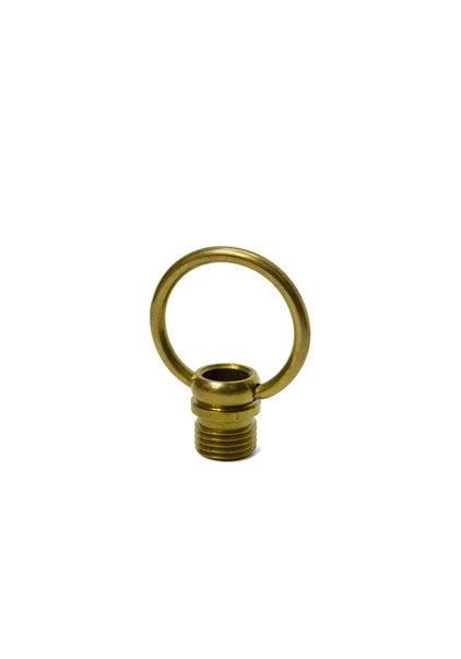 Loop Gripper (Hanging Loop), M10, Brass
