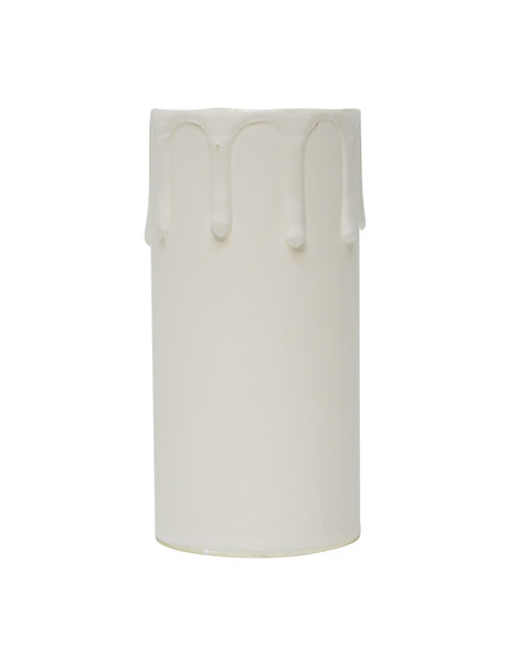Candle Socket Cover, for E27 Fitting (large size), height 8.5 cm  x 3.95 cm inner diameter (3.35 inch x 1.56 inch)