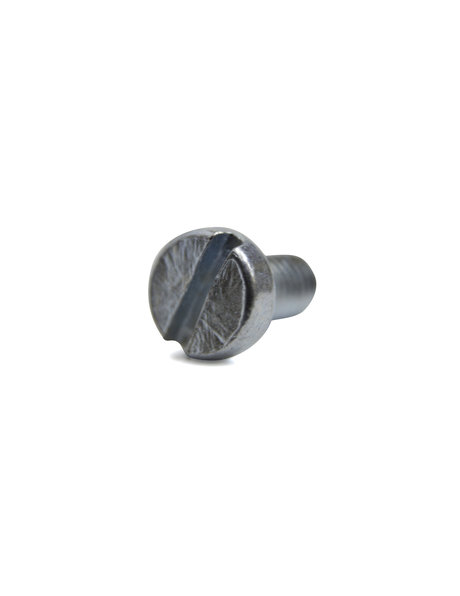M3x1 Bolt, flat head, galvanised