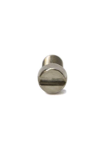 Bolt, M3x1, Silver Coloured