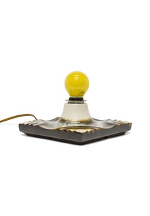Retro Tafellamp, Keramiek, Jaren 60