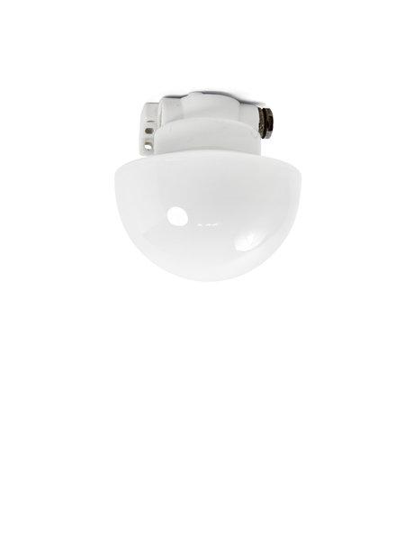Vintage ceiling light, industrial look