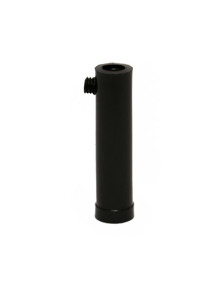 Long Cord Grip, black, internal M10 thread