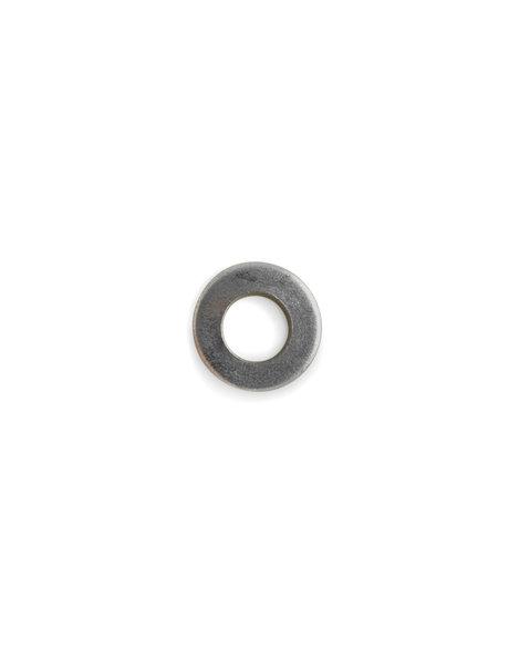 Metalen afsluitring, 1.2 cm, 0.5 cm opening