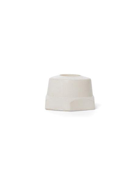 Wit dopje voor inbouwknippertje