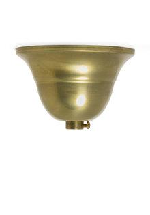 Ceiling Cap, Brass