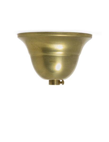 Ceiling Plate, brass
