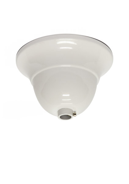 Ceiling Cap - White