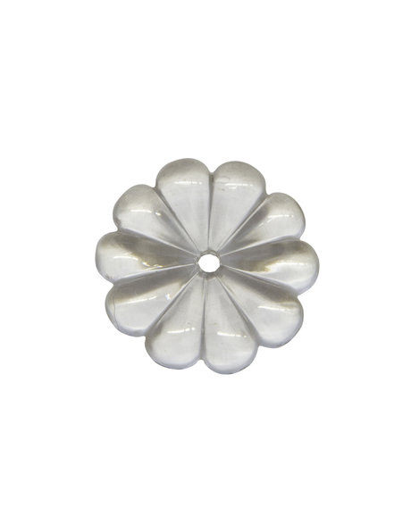 Luster onderdelen, rozet, 4.8 cm diameter