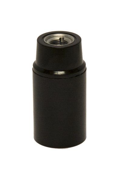 E14 Lamp Socket, Black