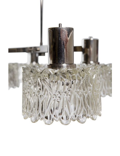 pendant, large lamp, app. 1950