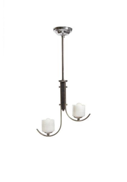 Art Deco Hanglamp uit de Jaren 40