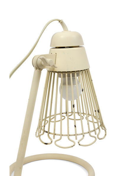 Table lighting, all metal, 1960s