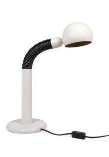 Vintage Bureaulamp, 'Knikken Bolletje'