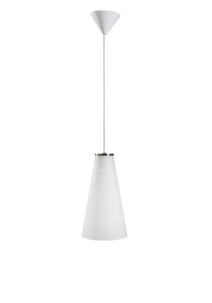 Wit Glazen Hanglamp