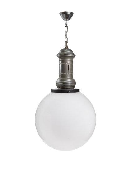 Lantern with Plastic Cap